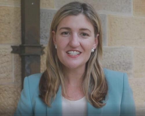 Attorney-General Shannon Fentiman