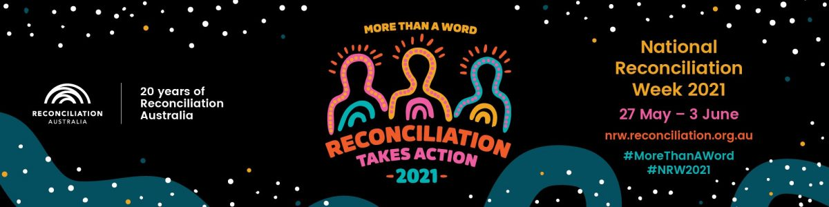 National Reconciliation Week banner