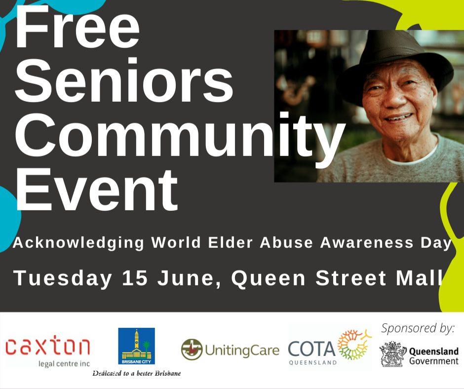 Free seniors event