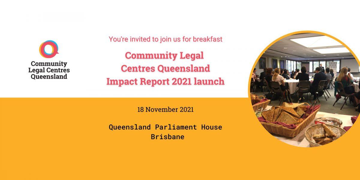 Impact report launch breakfast